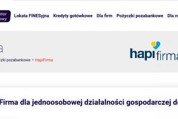 hapifirma screen ze strony