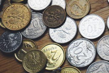 revolino monety