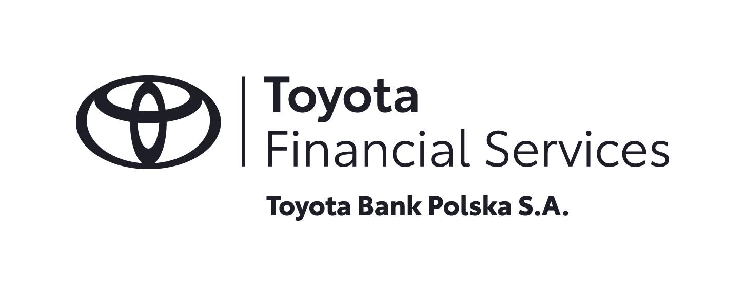 Toyota Bank Polska nowe logo