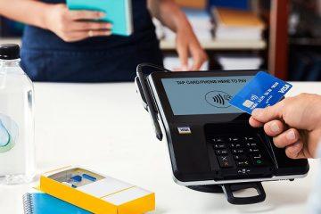 Visa transakcje zbliżeniowe