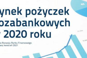 Sektor firm pozabankowych raport za 2020 strona tytułowa