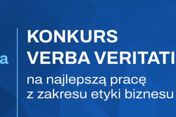 XVI edycja konkursu Verba Veritatis plakat